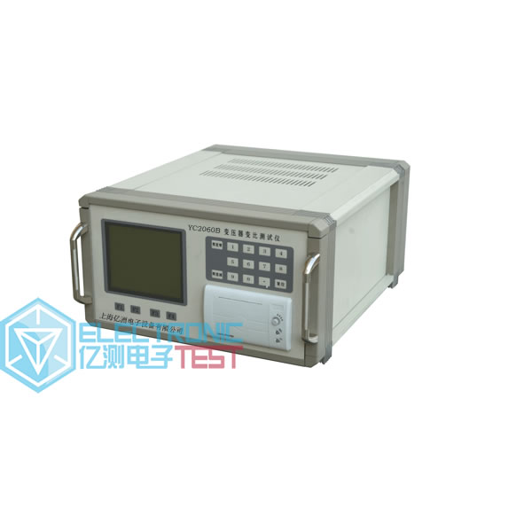 7,变压器短路,匝间短路保护功能. 8,热敏打印机输出功能,快速,无声.